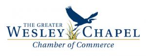 Wesley chapel chamber logo