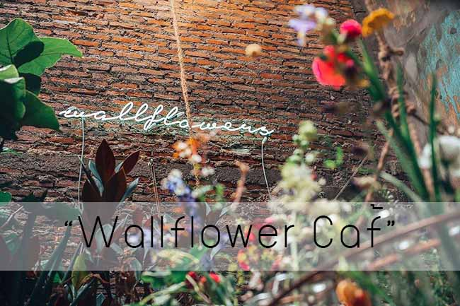 """Wallflower Café"""