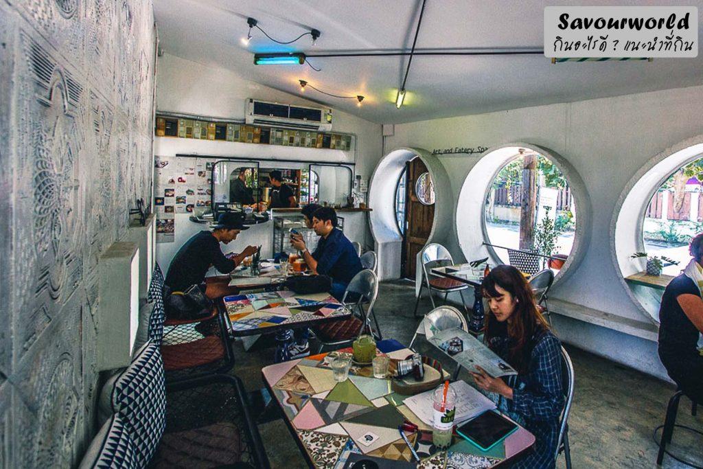 บรรยากาศในร้าน - savourworld.com