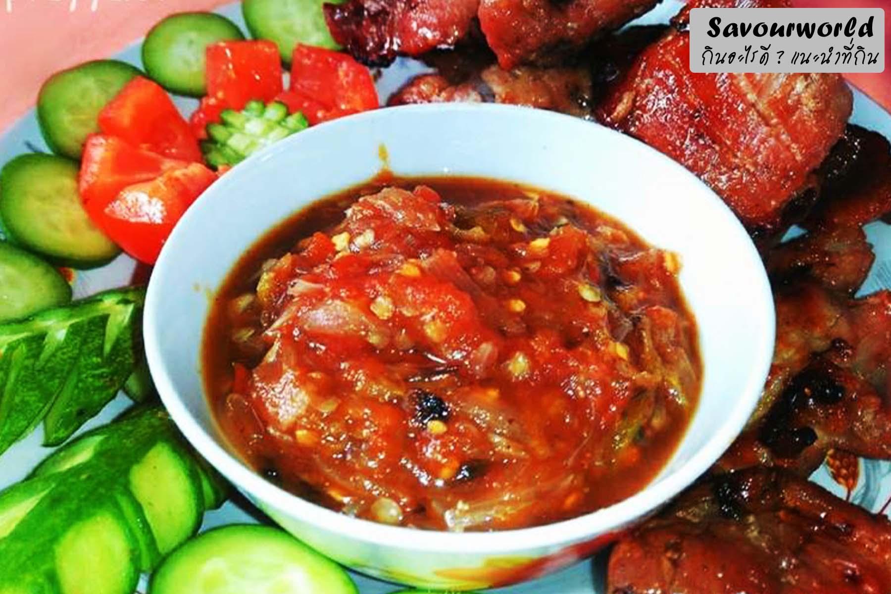เมนูผัดน้ำพริก เปลี่ยนน้ำพริกเหลือค้างเป็นเมนูสุดแซ่บที่ทานแล้วต้องร้องซี๊ด - savourworld.com