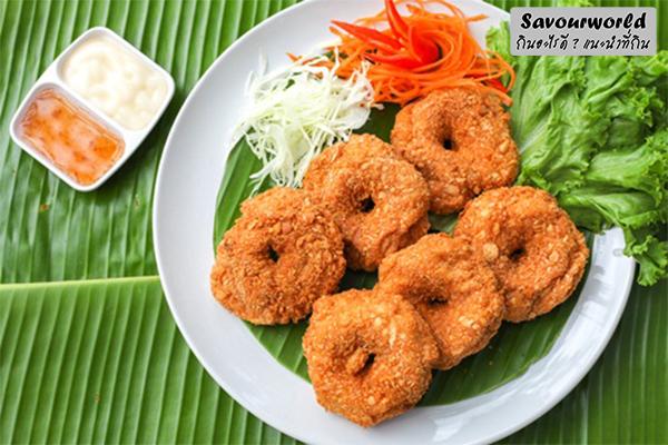 เคล็ดลับความอร่อย การทำทอดมันกุ้งให้กรอบนอกนุ่มใน กินอะไรดี เมนูอาหาร ร้านอาหารอร่อย Nightlife รีวิวคาเฟ่ ร้านอาหาร-คาเฟ่ ที่กิน-ที่พัก แนะนำร้านอาหาร อาหาร-สุขภาพ savourworld.com การทำทอดมันกุ้ง