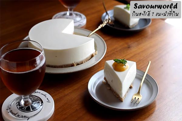 How to ทำชีสเค้กญี่ปุ่นแบบง่าย ๆ ที่บ้าน กินอะไรดี เมนูอาหาร ร้านอาหารอร่อย Nightlife รีวิวคาเฟ่ ร้านอาหาร-คาเฟ่ ที่กิน-ที่พัก แนะนำร้านอาหาร อาหาร-สุขภาพ savourworld.com How to ชีสเค้กญี่ปุ่น