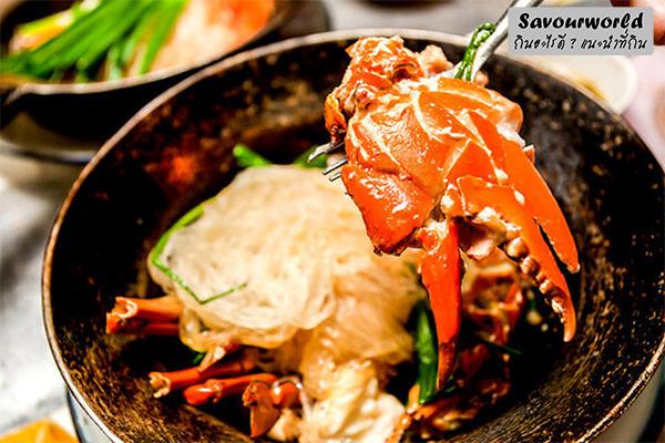 แนะนำร้านสตรีทฟู้ดเจ้าอร่อยย่านฝั่งธน กินอะไรดี เมนูอาหาร ร้านอาหารอร่อย Nightlife รีวิวคาเฟ่ ร้านอาหาร-คาเฟ่ ที่กิน-ที่พัก แนะนำร้านอาหาร อาหาร-สุขภาพ savourworld.com สตรีทฟู้ดย่านฝั่งธน
