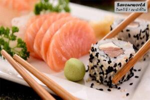 ซูชิ อาหารญี่ปุ่นสุดฮิต สร้างจากศิลปะและความประณีต ที่จะทำให้คุณหลงรัก…ตั้งแต่คำแรก
