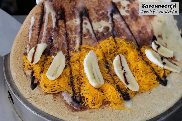 เครปญี่ปุ่น เมนูอร่อยที่ไม่ต้องไปถึงญี่ปุ่นก็ได้กิน กินอะไรดี เมนูอาหาร ร้านอาหารอร่อย Nightlife รีวิวคาเฟ่ ร้านอาหาร-คาเฟ่ ที่กิน-ที่พัก แนะนำร้านอาหาร อาหาร-สุขภาพ savourworld.com StreetFood เครปญี่ปุ่น