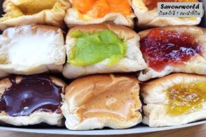 ขนมปังไส้ทะลัก ขนมปังเจ้าอร่อยเด็ดเยาวราช สูตรเยาวราช ที่ยังคงความอร่อยไม่เคยเปลี่ยน