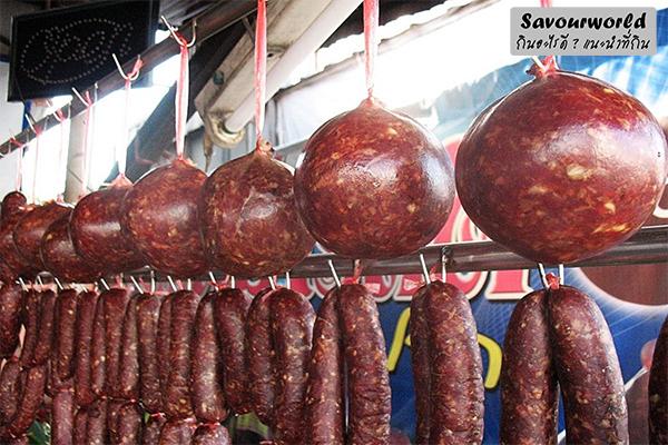 หม่ำเนื้อ ของกินพื้นถิ่นของคนอีสานที่พลาดไม่ได้ กินอะไรดี เมนูอาหาร ร้านอาหารอร่อย Nightlife รีวิวคาเฟ่ ร้านอาหาร-คาเฟ่ ที่กิน-ที่พัก แนะนำร้านอาหาร อาหาร-สุขภาพ savourworld.com หม่ำเนื้อ