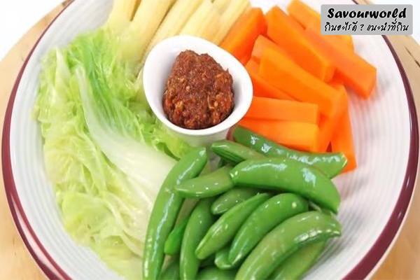 ลวกผักอย่างไรให้มีสีสวยน่ารับประทาน กินอะไรดี เมนูอาหาร ร้านอาหารอร่อย Nightlife รีวิวคาเฟ่ ร้านอาหาร-คาเฟ่ ที่กิน-ที่พัก แนะนำร้านอาหาร อาหาร-สุขภาพ savourworld.com ผักลวก
