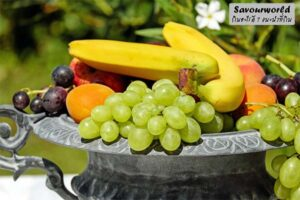 ผักผลไม้ป้องกันมะเร็ง