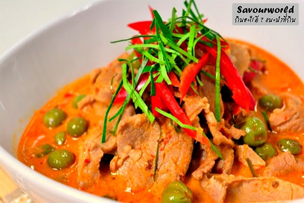 """เคล็ดลับสูตรเด็ด """"พะแนงเนื้อ"""" เมนูสุดอร่อยทำง่าย กินอะไรดี เมนูอาหาร ร้านอาหารอร่อย Nightlife รีวิวคาเฟ่ ร้านอาหาร-คาเฟ่ ที่กิน-ที่พัก แนะนำร้านอาหาร อาหาร-สุขภาพ savourworld.com กาแฟโบราณ เมนูผัดพะแนงเนื้อ"""