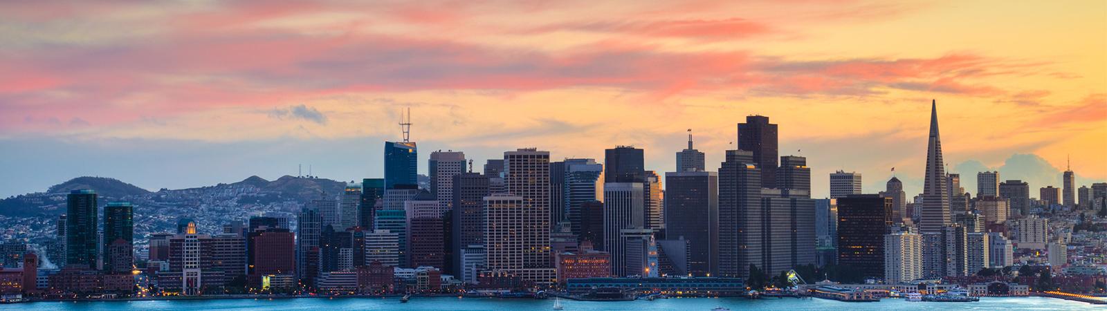 San Francisco City skyline photo