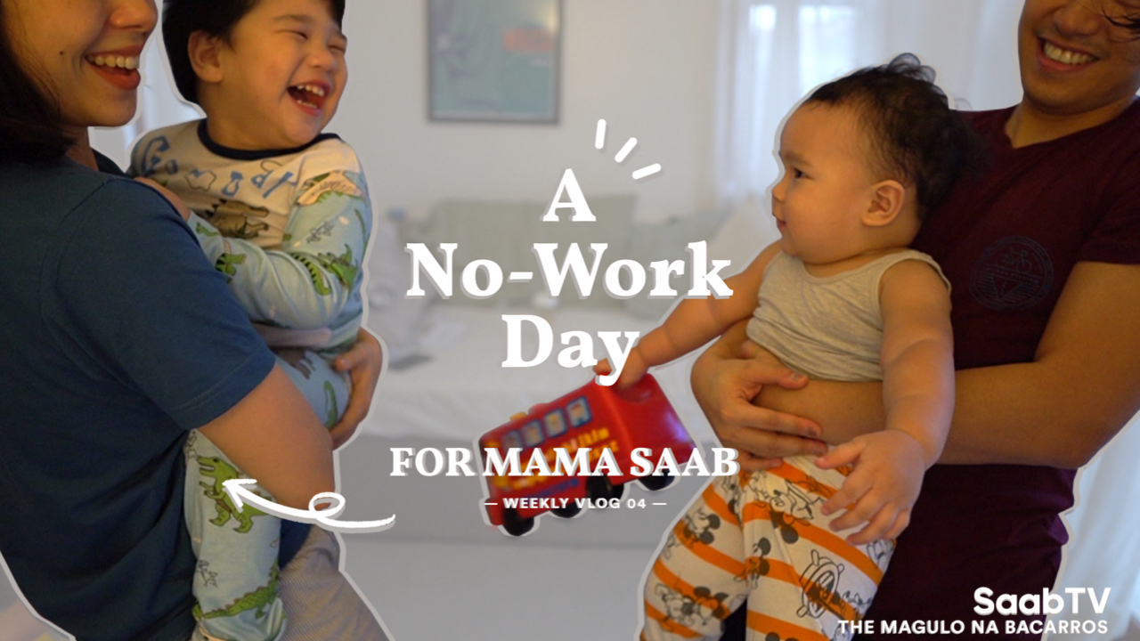 A No-Work Day For Mama Saab