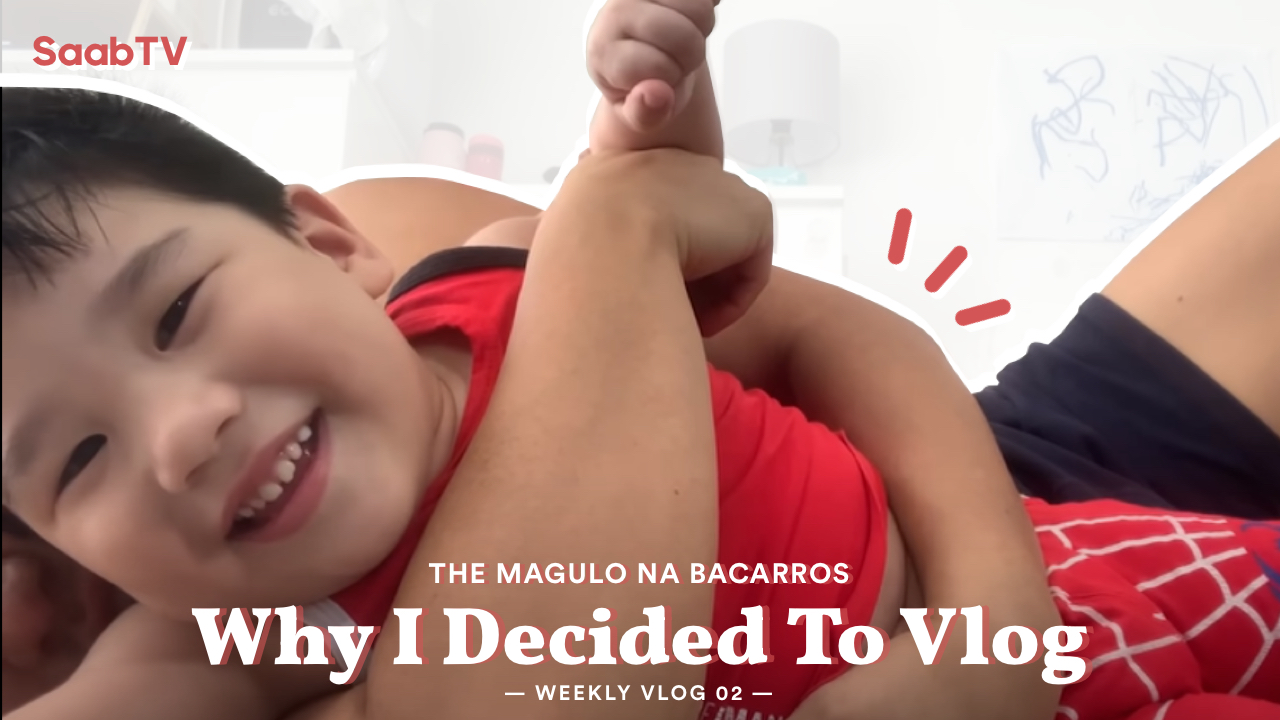 Why I Decided To Vlog