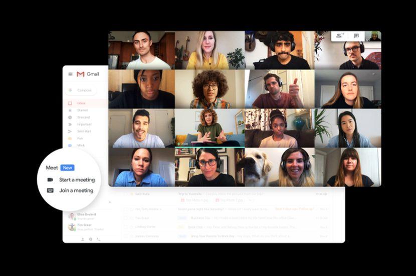 आता 'जीमेल'वरुन एकाच वेळी 100 जणांना करा व्हिडिओ कॉल !