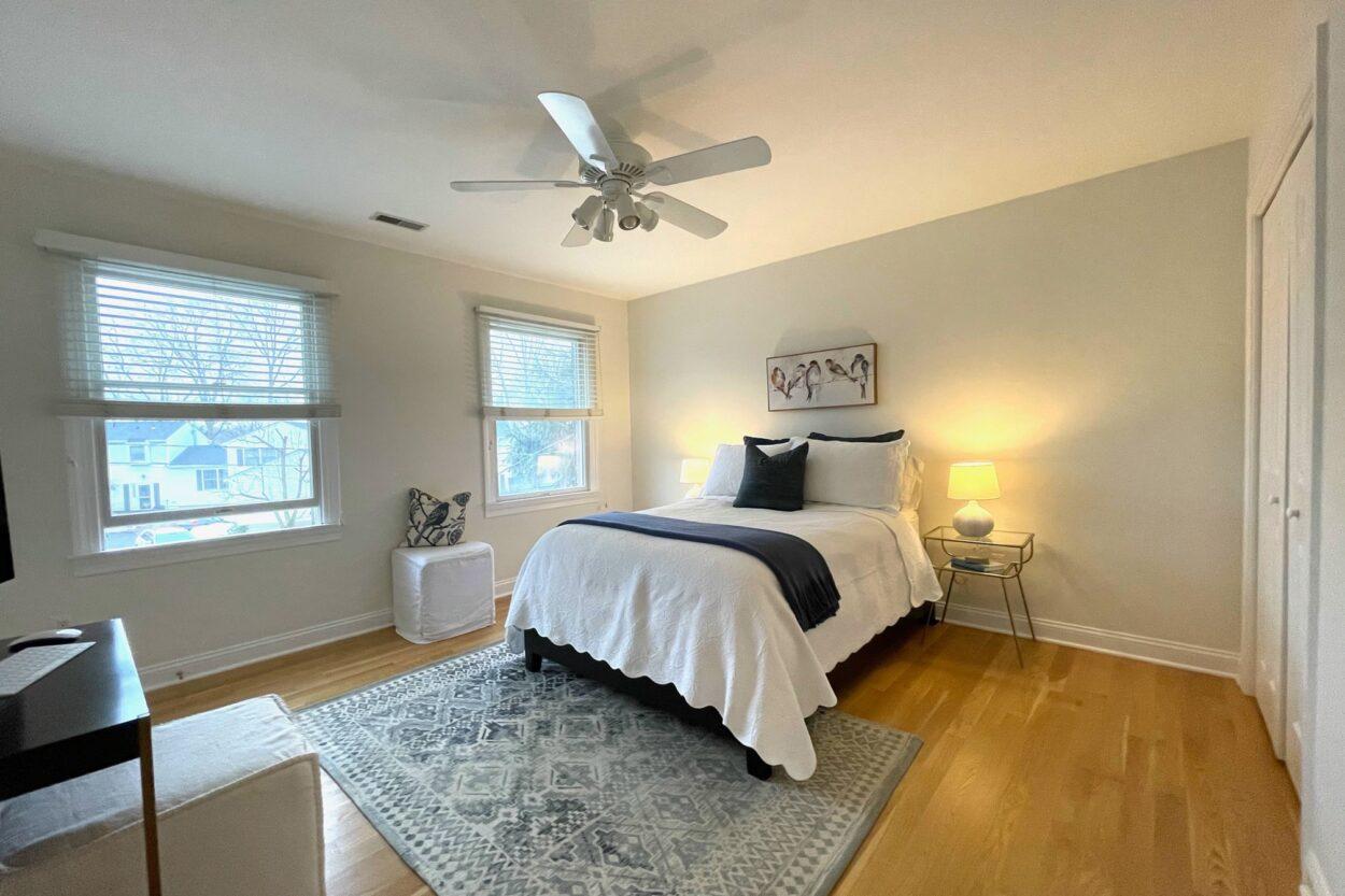 655 Ridgewood Road Maplewood New Jersey bedroom
