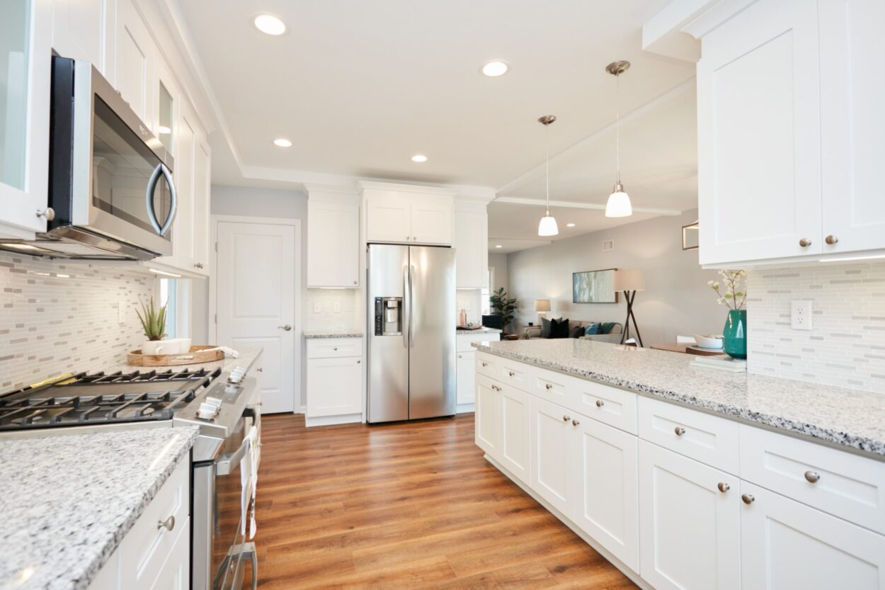 40 Hughes St. Maplewood NJ kitchen