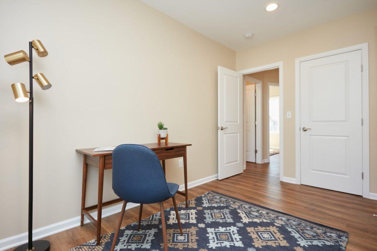40 Hughes St. Maplewood NJ bedroom office