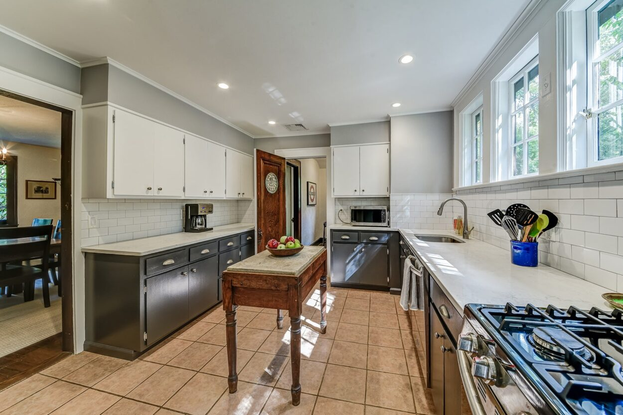 34 Oakland Road Maplewood NJ kitchen