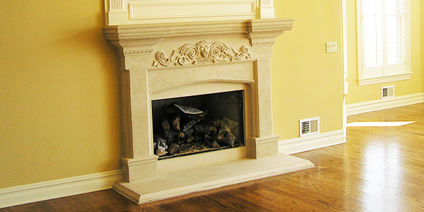 Fireplaces & Custom Work