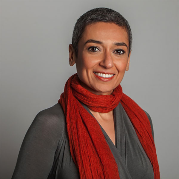 2018 Honoree ZAINAB SALBI