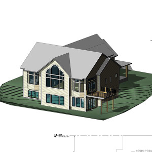 3D drawings help our customers visualize their finished project.