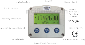 RCM Digital Display