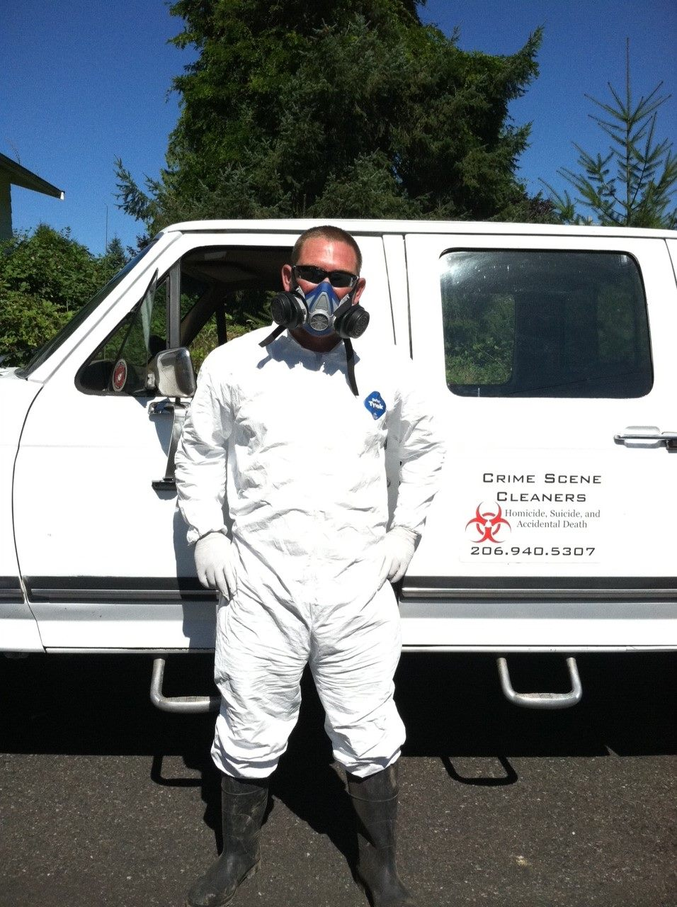 Crime Scene Cleaners NW, professional trauma cleaning services