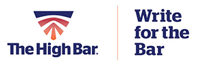 Write for the Bar Logo
