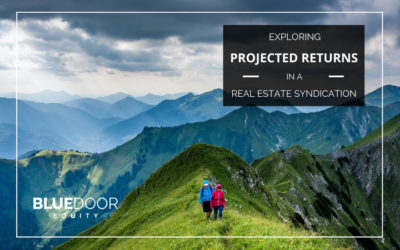 Exploring Projected Returns In A Real Estate Syndication