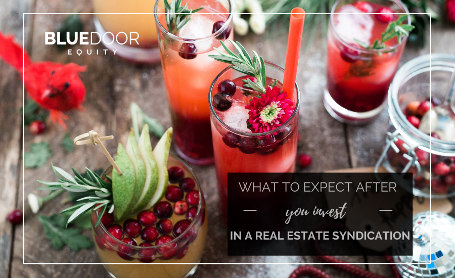 What to Expect After You Invest in a Real Estate Syndication