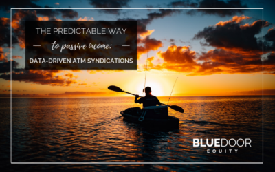 The Predictable Way to Passive Income:  Data-Driven ATM Syndications