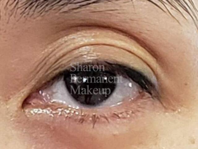 10-eyeline-before