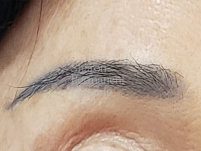 Eyebrow-Before