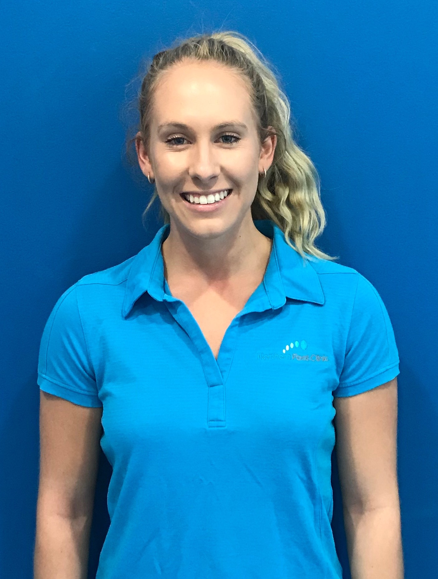 Podiatrist Indya Kirby from Northern Foot Clinic in South Morang