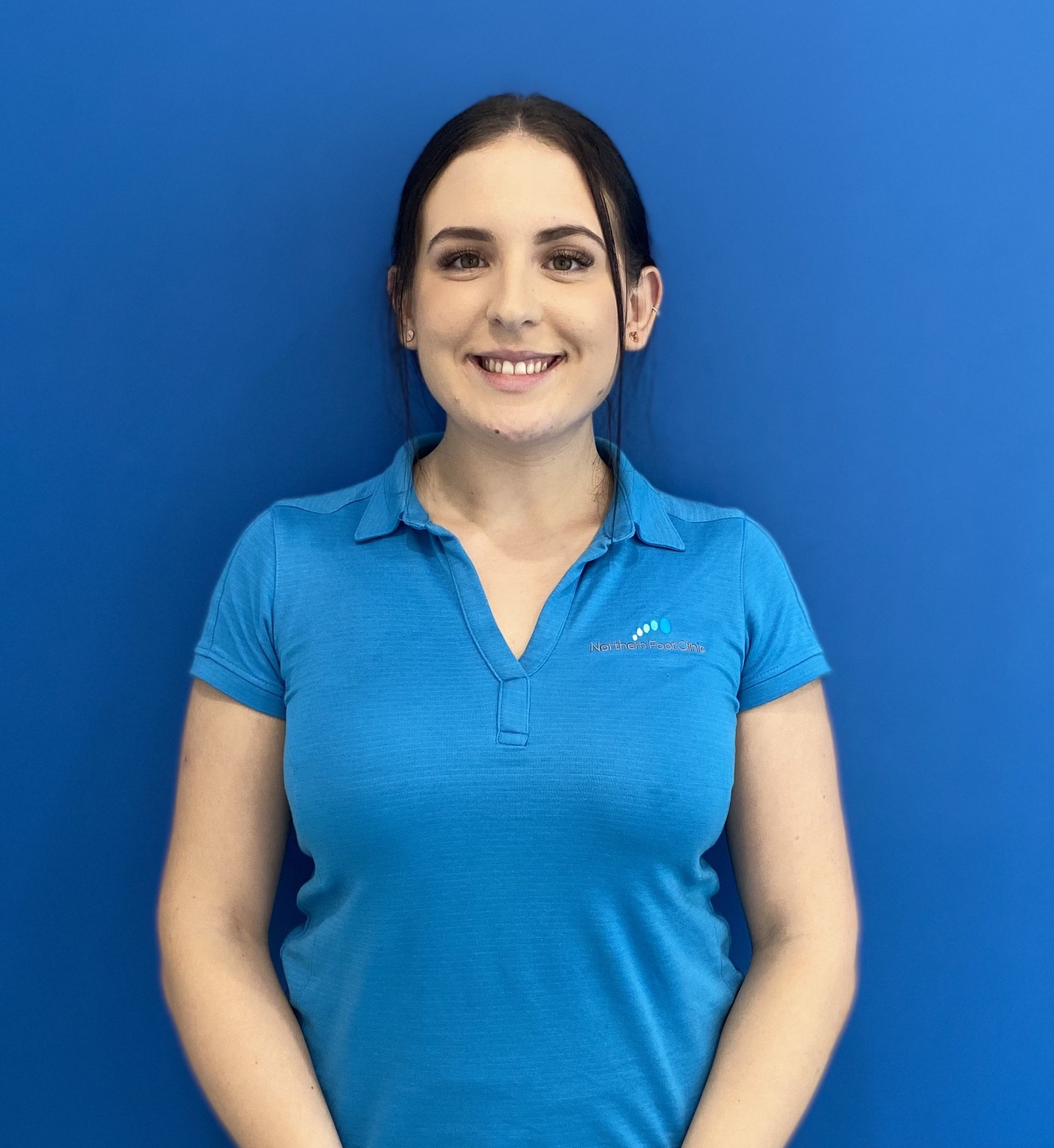 Podiatrists Isabella Parisi at Northern Foot Clinic in South Morang.