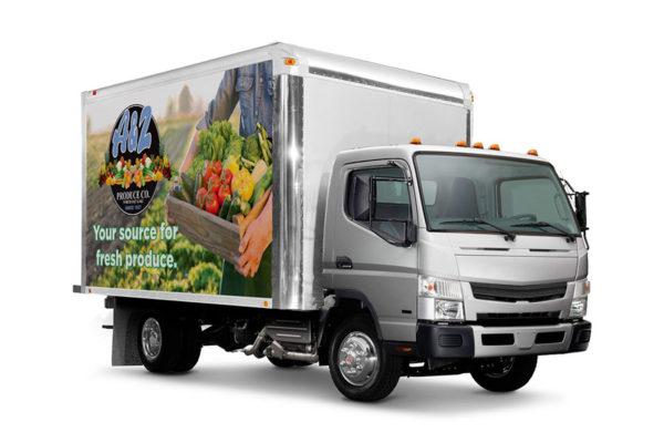 AZ Produce smaller truck 900