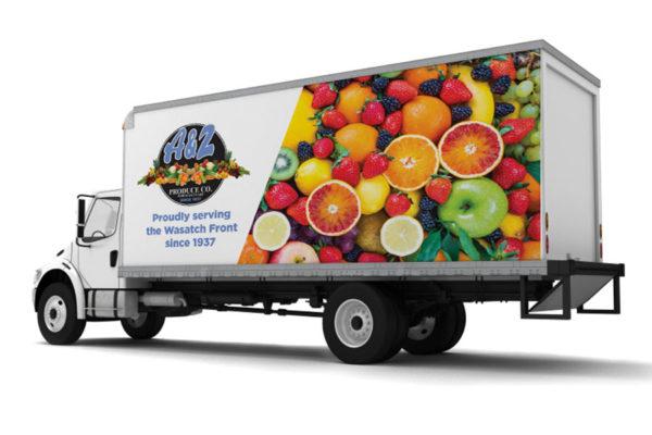 AZ produce truck 900