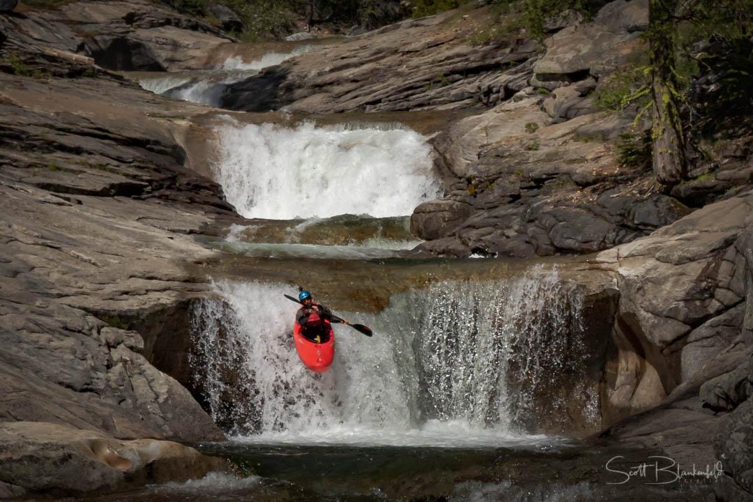 Robby Hogg Class 5 Kayaking by Scott Blankenfeld