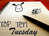 Top Ten Tuesday #2