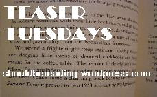 Teaser Tuesday #11 – The Thief of Always