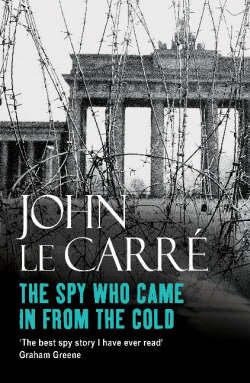 R.I.P. – The Spy Who Came in from the Cold by John Le Carré