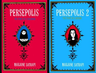Persepolis – Reading a graphic novel
