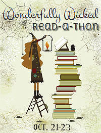 Wonderfully Wicked Read-a-thon Update #3