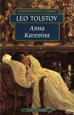 Reading Tolstoy's Anna Karenina