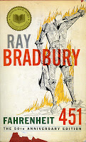Re-reading Fahrenheit 451 by Ray Bradbury