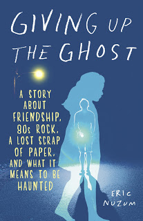 Giving Up the Ghost by Eric Nuzum