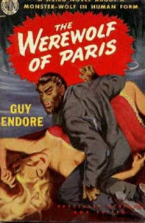 The Werewolf of Paris by Guy Endore – R.I.P. VII