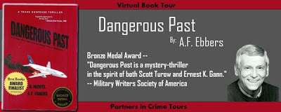 Dangerous Past by A. F. Ebbers Virtual Tour – Review and Giveaway