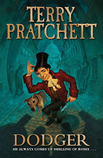 Dodger by Terry Pratchett and Dickens by Peter Ackroyd – Dickens in December
