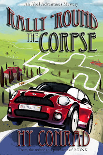 Rally 'Round the Corpse by Hy Conrad